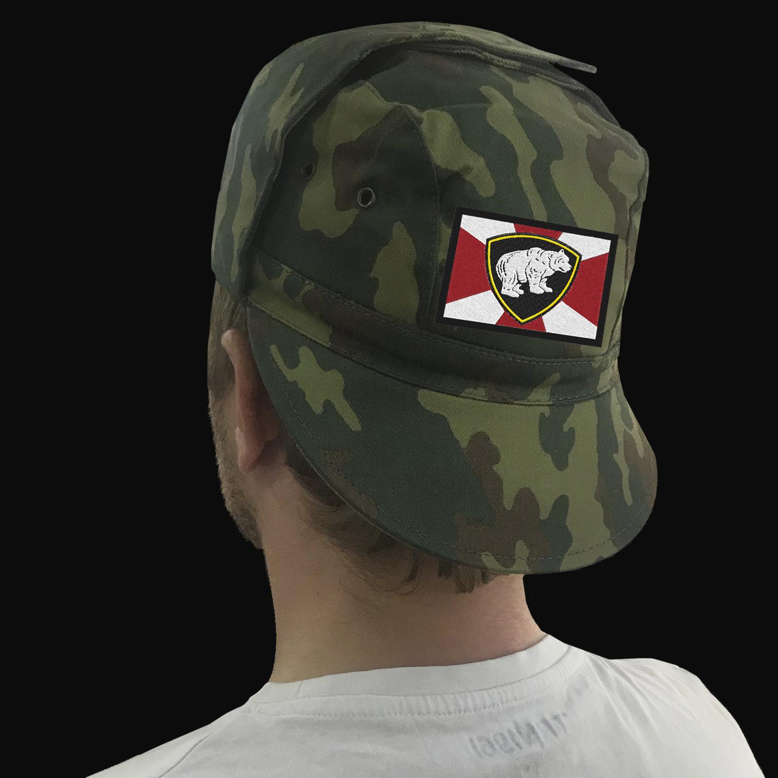 Мужские кепки с шевроном Сибирский округ МВД