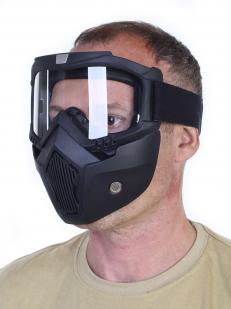 Защитная маска для байкеров, велосипедистов и страйкбола Cyclegear