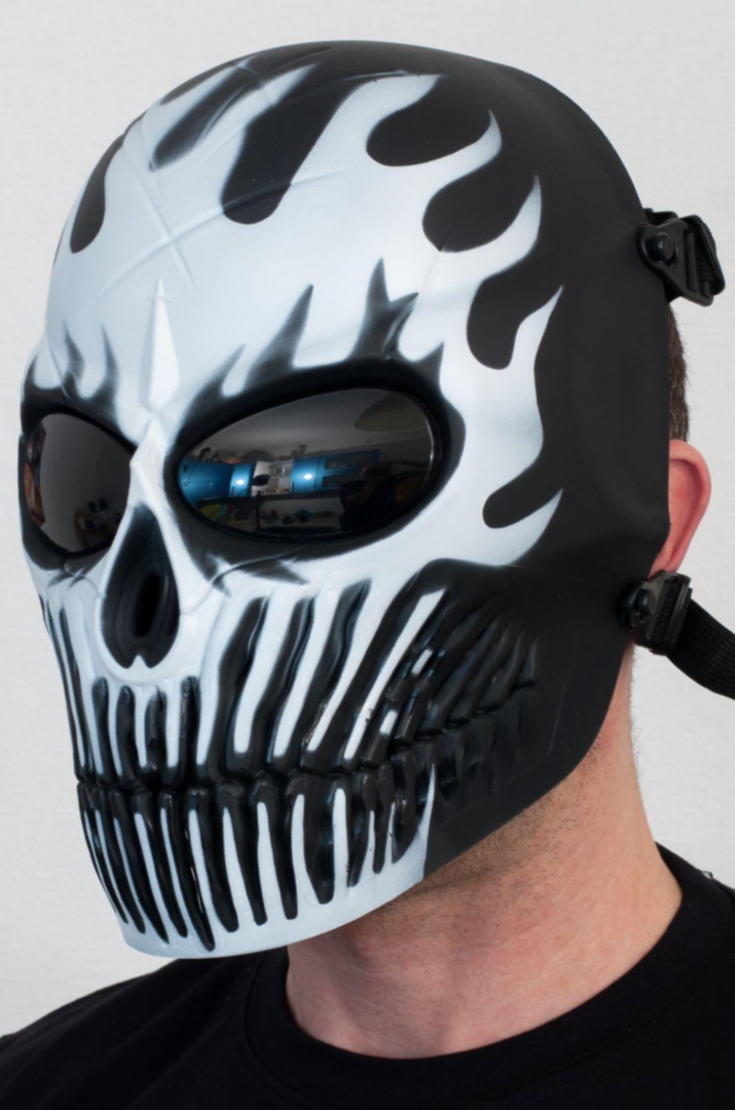 Защитная маска для пейнтбола на выгодных условиях приобретения