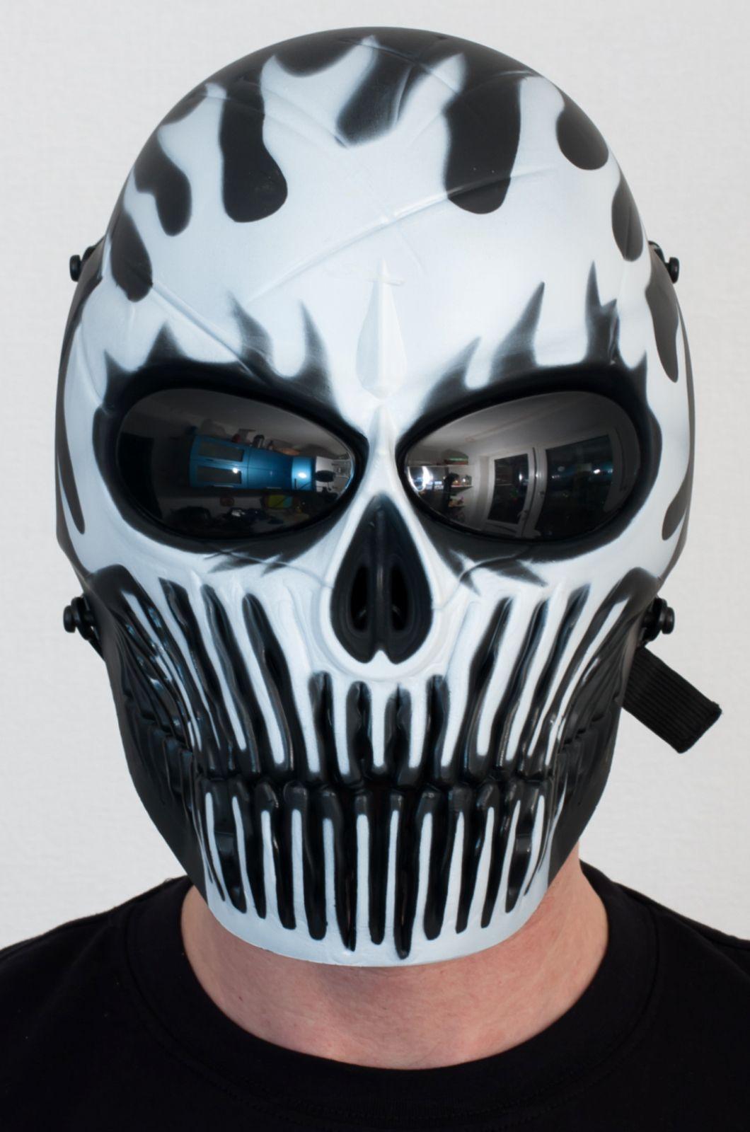 Защитная маска для пейнтбола