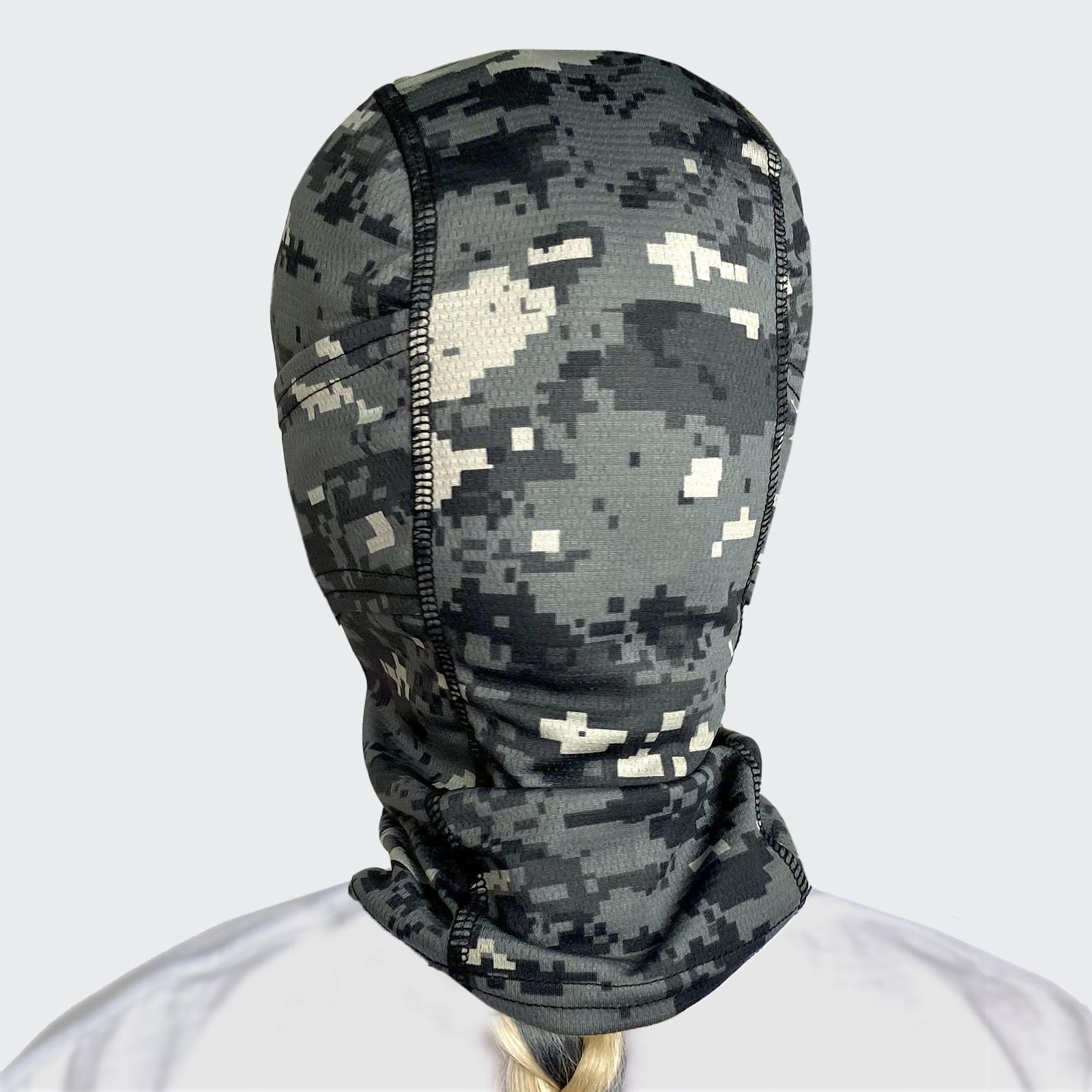 Защитная маска подшлемник Digital Urban