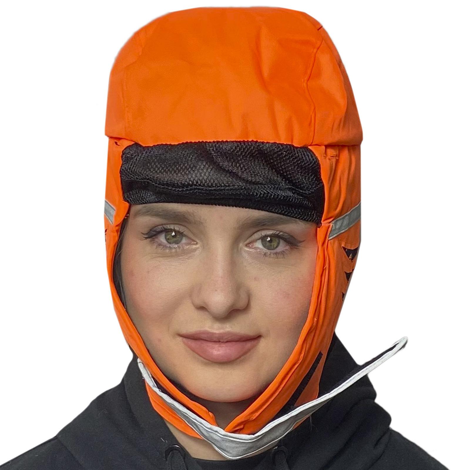 Защитная зимняя шапка-подшлемник 3M Scott Safety Zero Hood