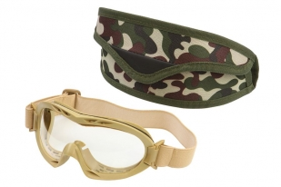 Защитные очки прозрачное стекло