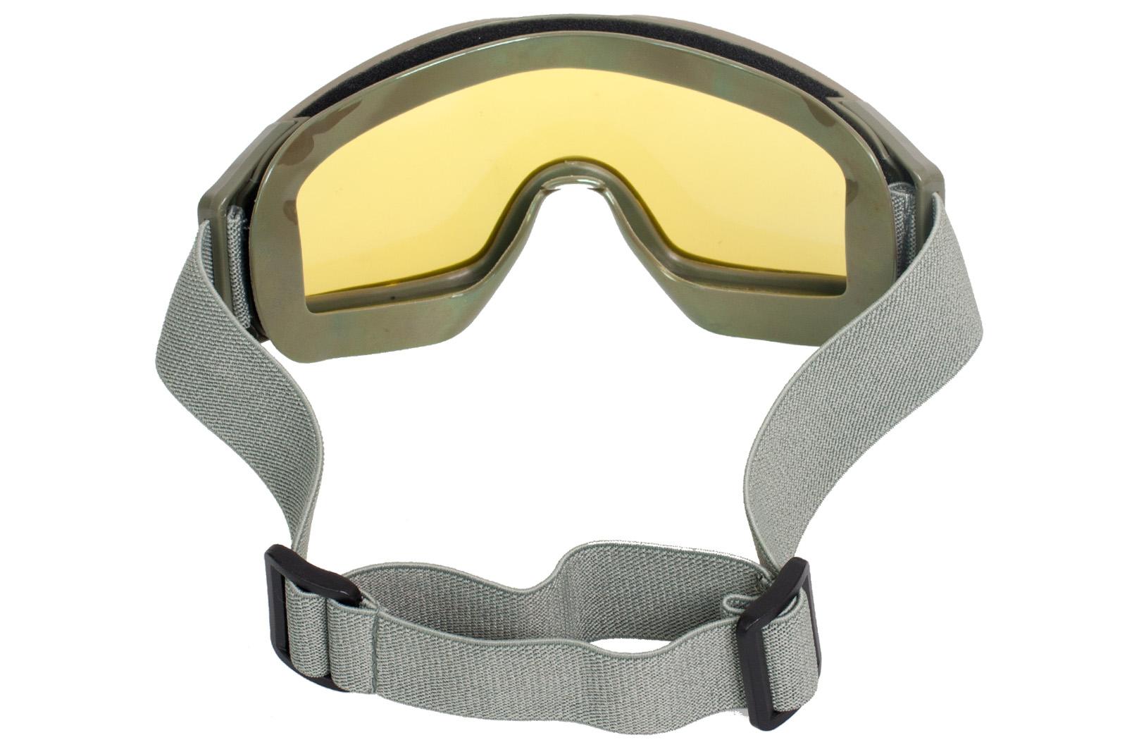 Защитные очки страйкбольные по выгодной цене