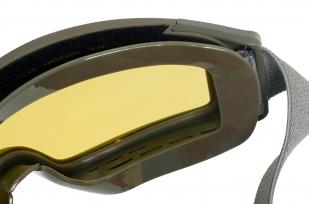 Защитные очки страйкбольные с ветиляцией