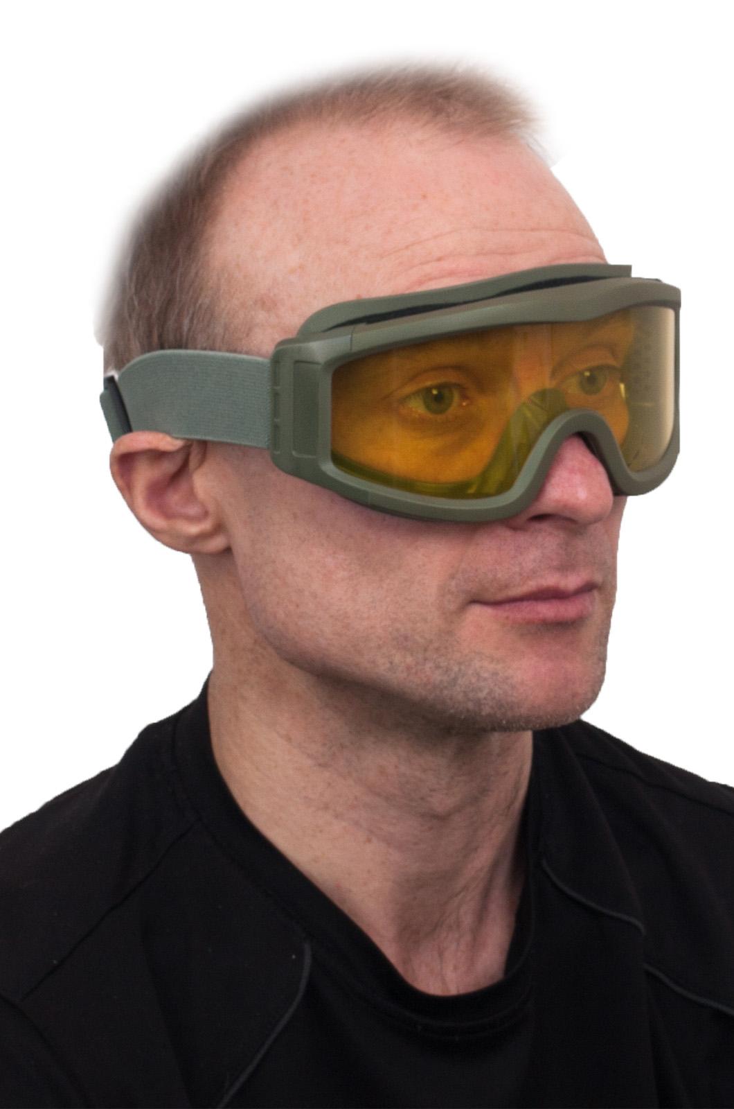 Заказать защитные очки страйкбольные