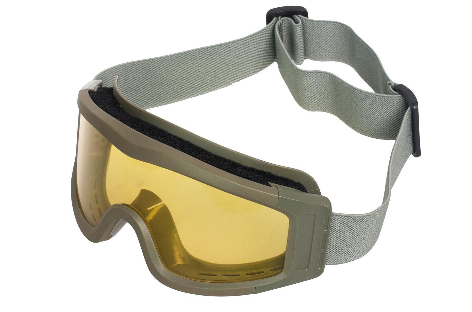Защитные очки страйкбольные