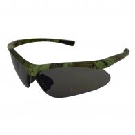 Защитные очки UV400 в камуфляжной оправе