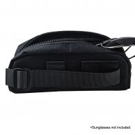 Защитный чехол для очков Kosibate MOLLE (черный)