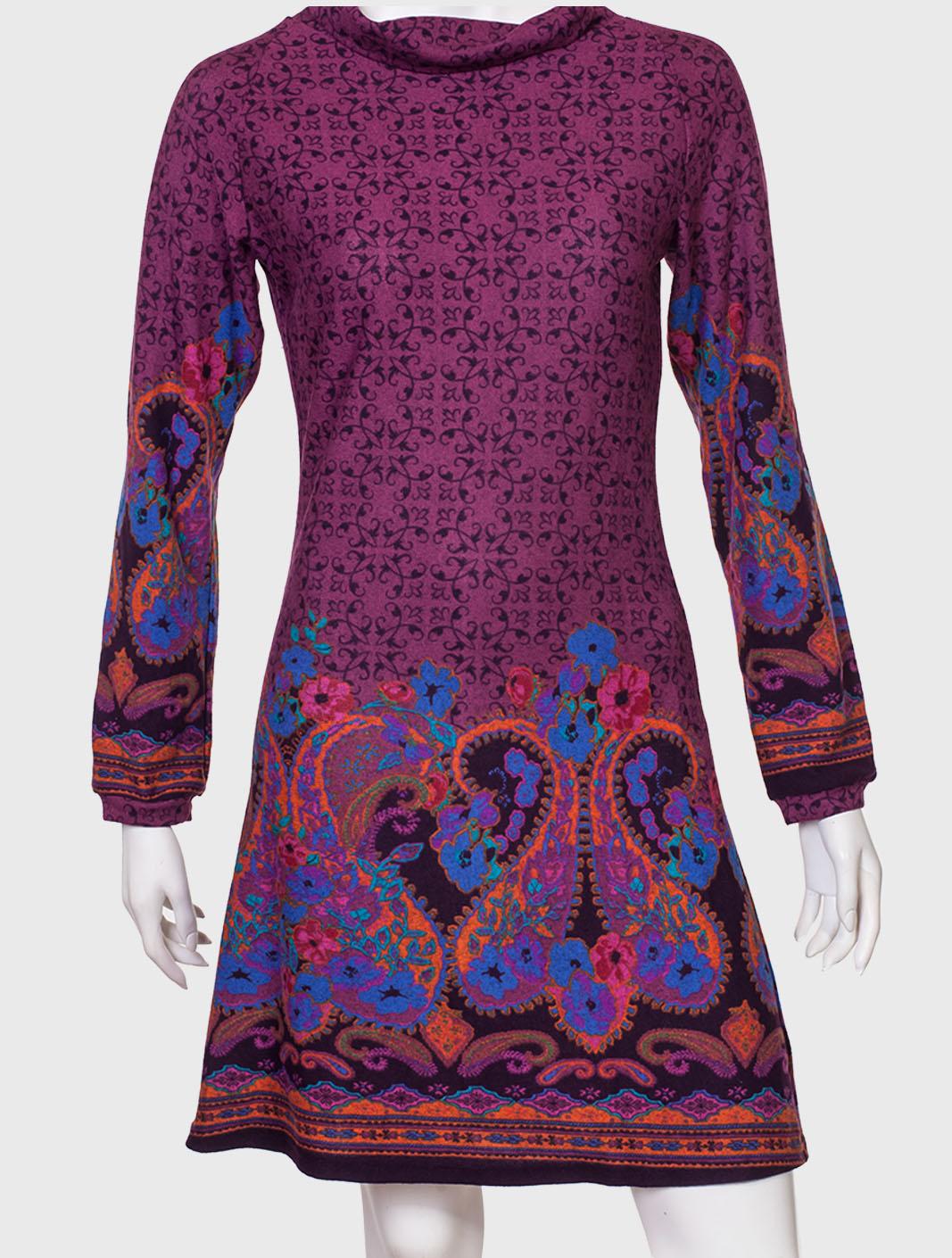 Завлекательное приталенное платье от Palme