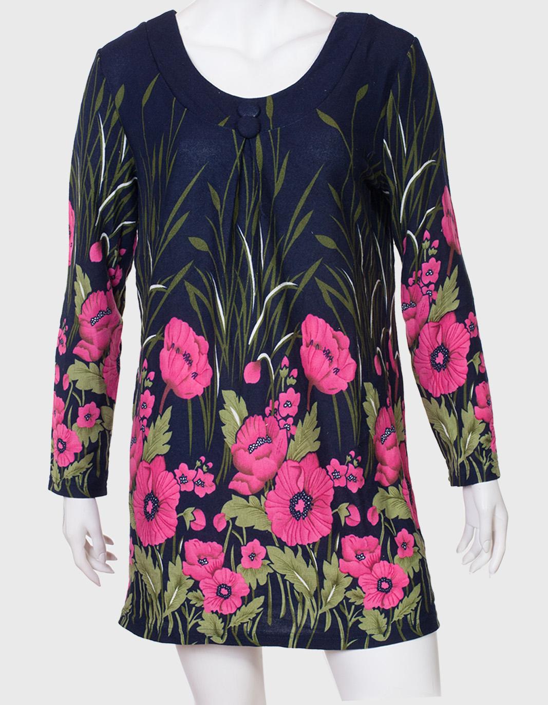 Завораживающее женское платье с цветами от Pistachio