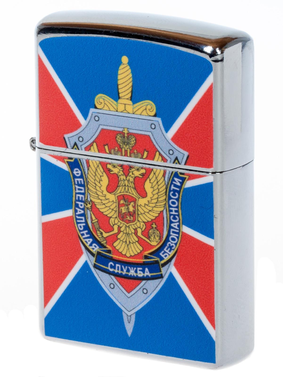 Купить зажигалку «ФСБ»