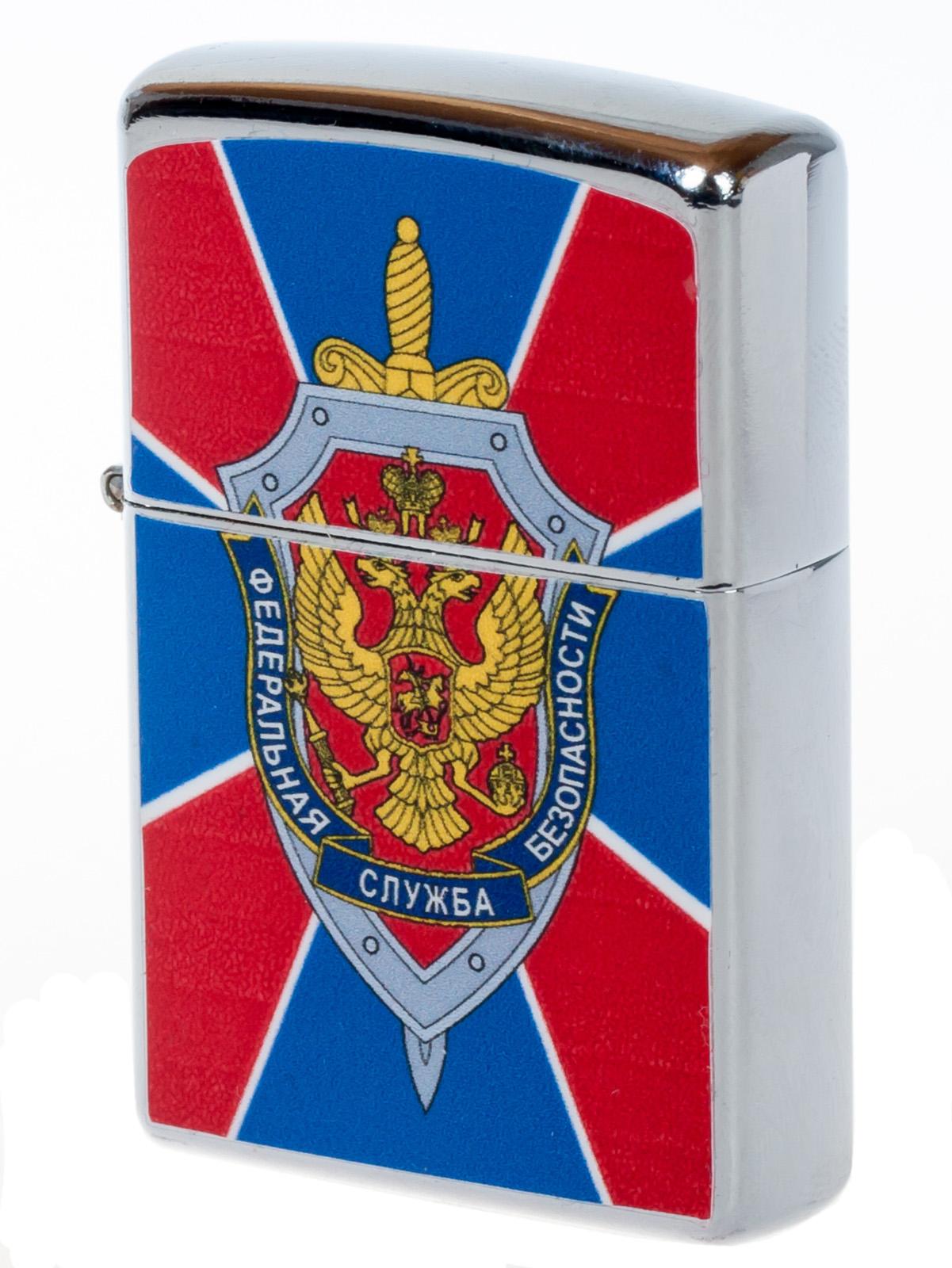 Купить зажигалку «Боец ФСБ»