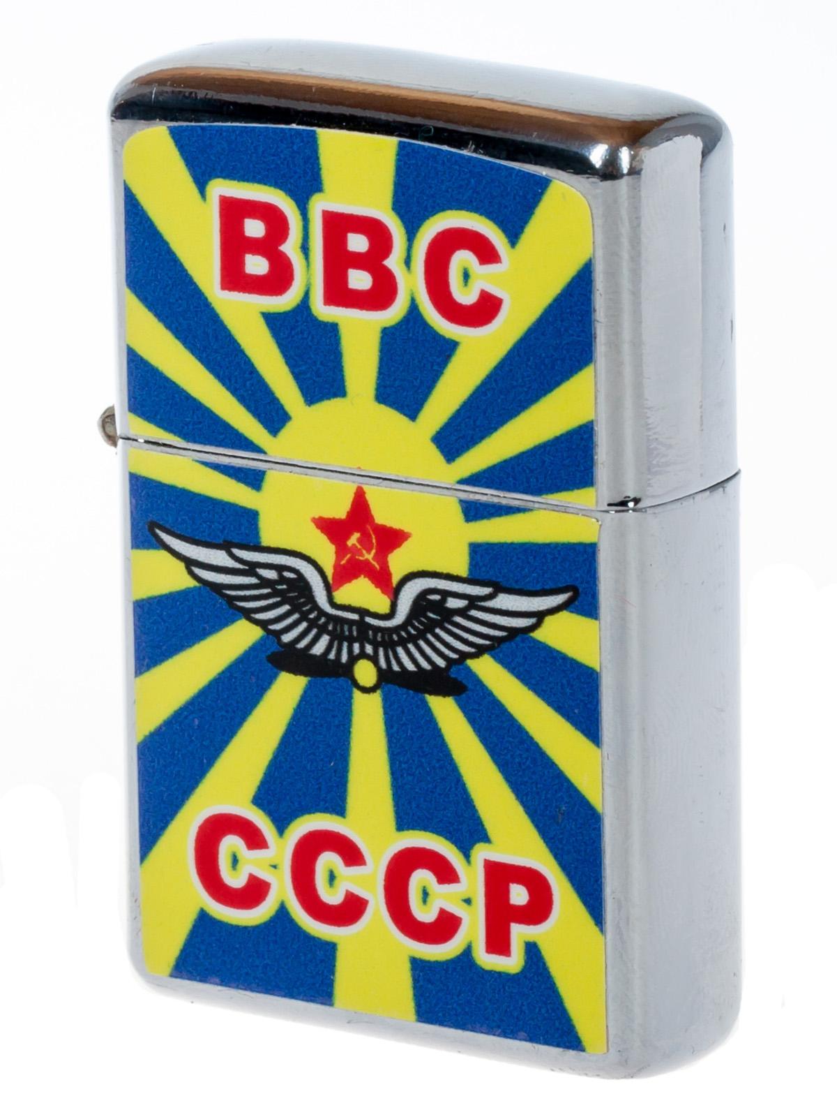Зажигалка «ВВС СССР»