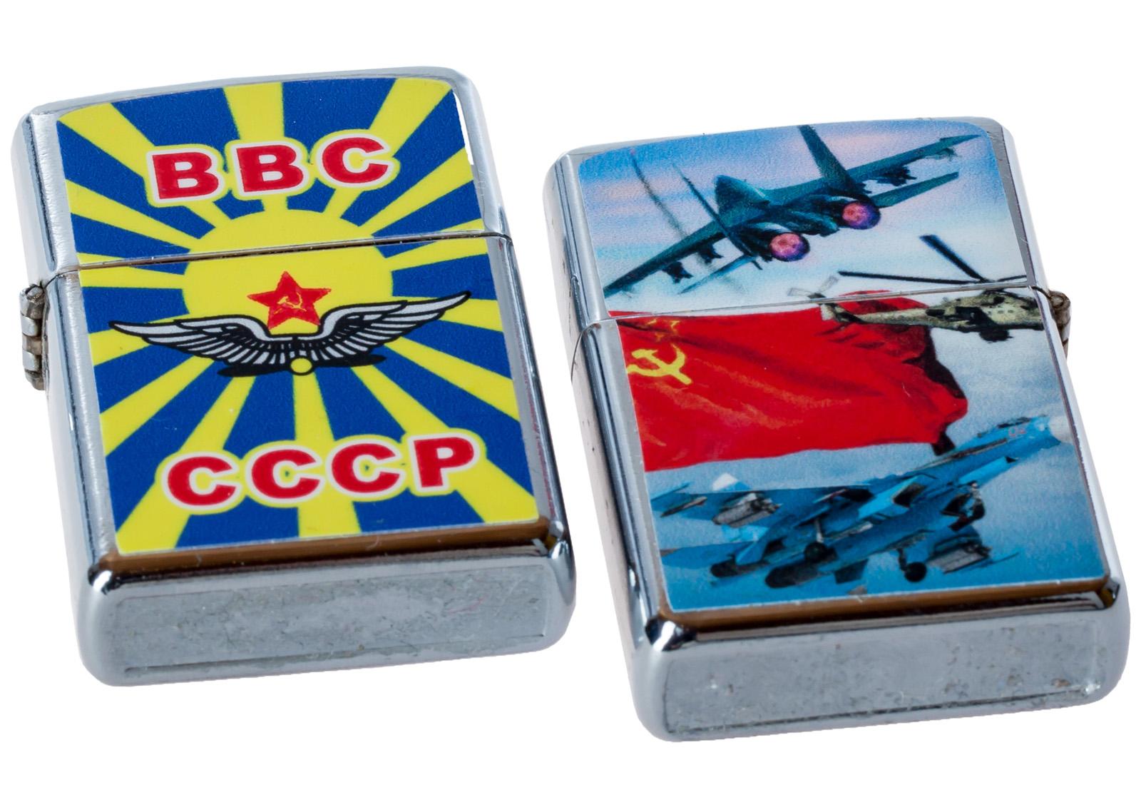 Купить зажигалку «ВВС СССР»