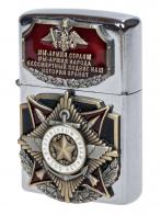 """Зажигалка бензиновая Zippo """"Вооруженные силы России"""""""