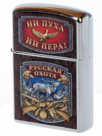 Зажигалка для охотников