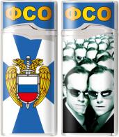 Зажигалка газовая «ФСО России»