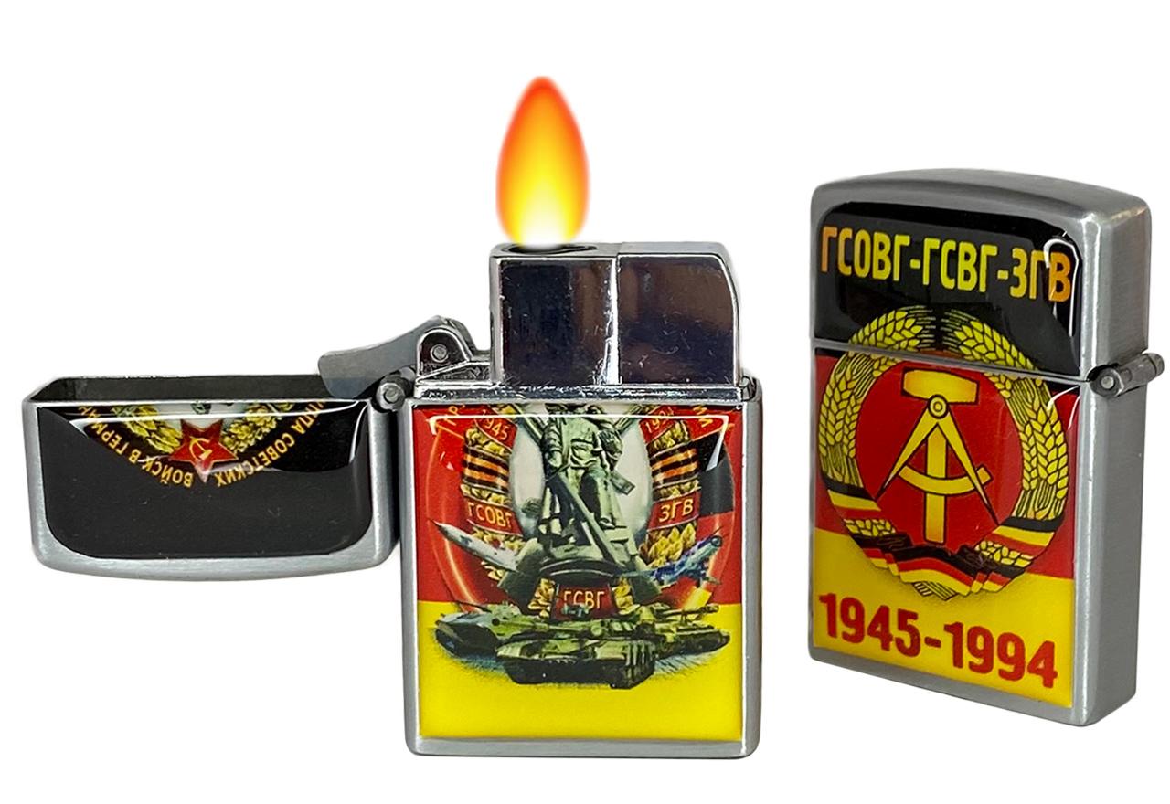 Газовая зажигалка ГСОВГ-ГСВГ-ЗГВ