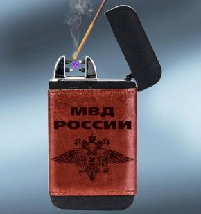 Тактическая зажигалка МВД с опцией Powerbank