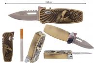 Зажигалка Нож выкидной | Купить зажигалки ножи