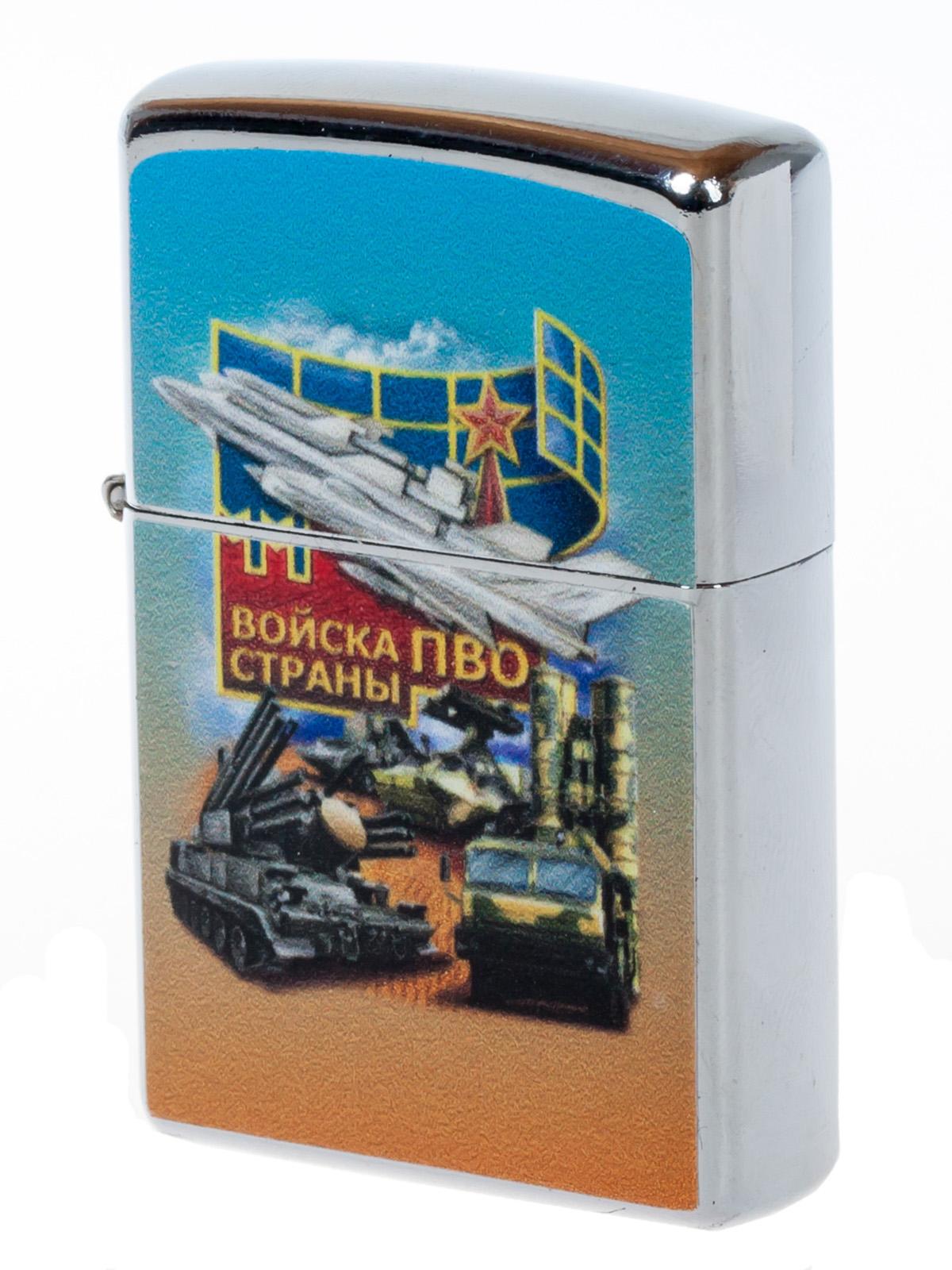 Купить зажигалку ПВО России