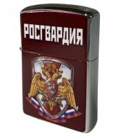 """Бензиновая зажигалка """"Росгвардия"""""""