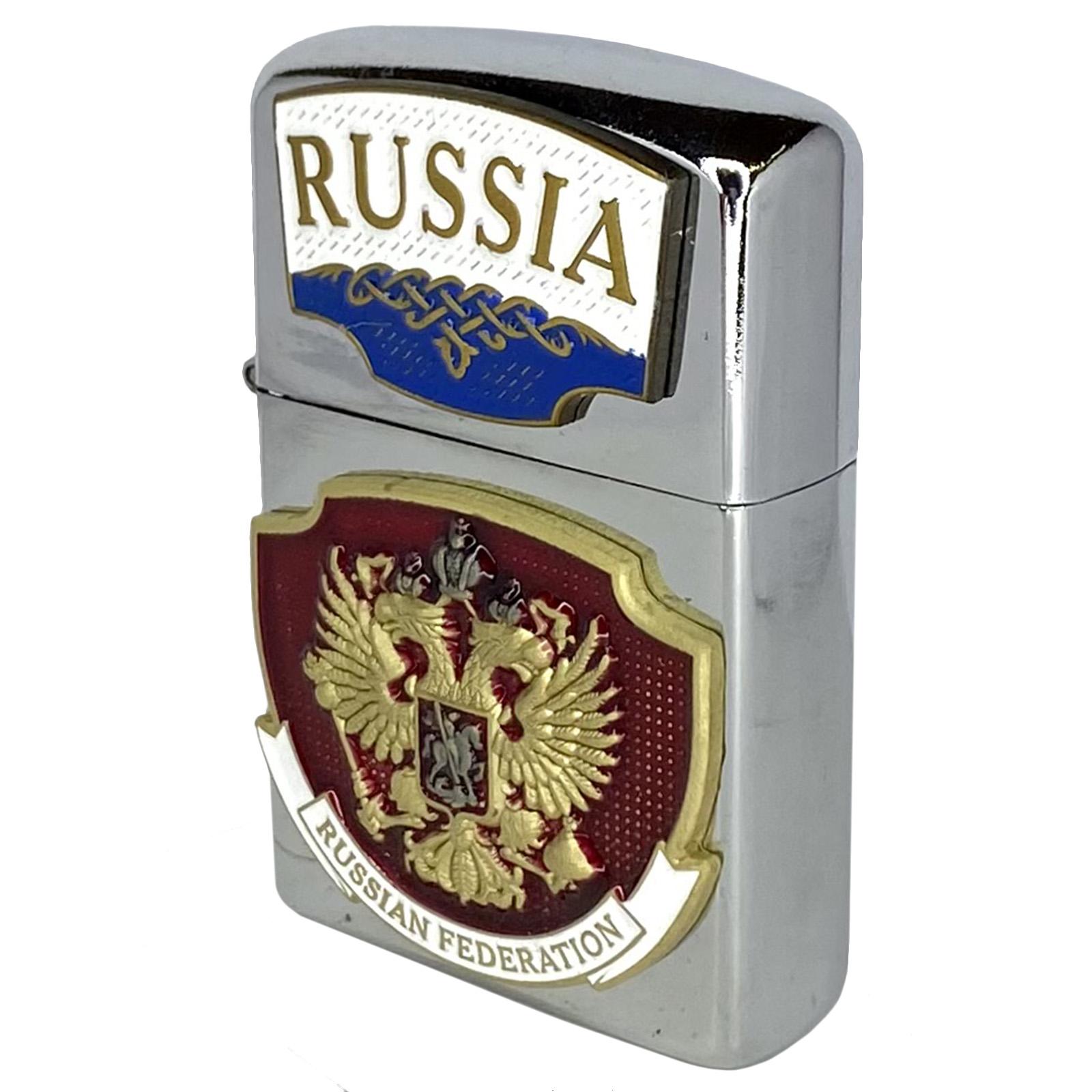 """Зажигалка """"RUSSIA"""""""