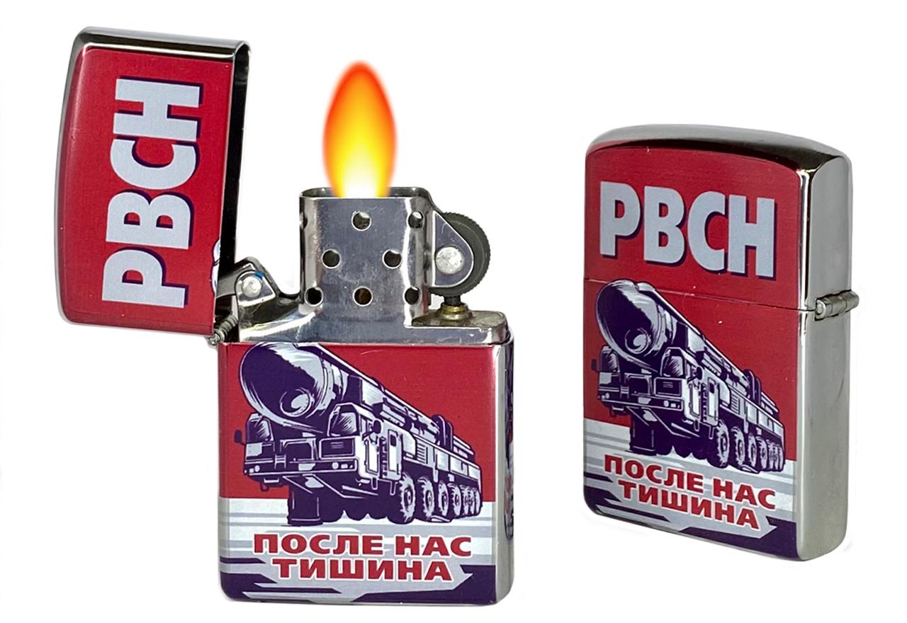 Зажигалка РВСН бензиновая купить в подарок