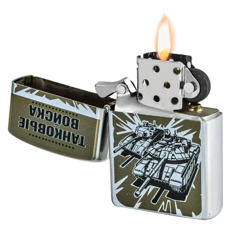 Зажигалка Танковые войска