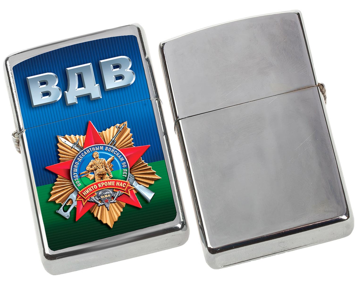 """Зажигалка Zippo бензиновая """"Воздушно-десантные войска"""" по лучшей цене"""