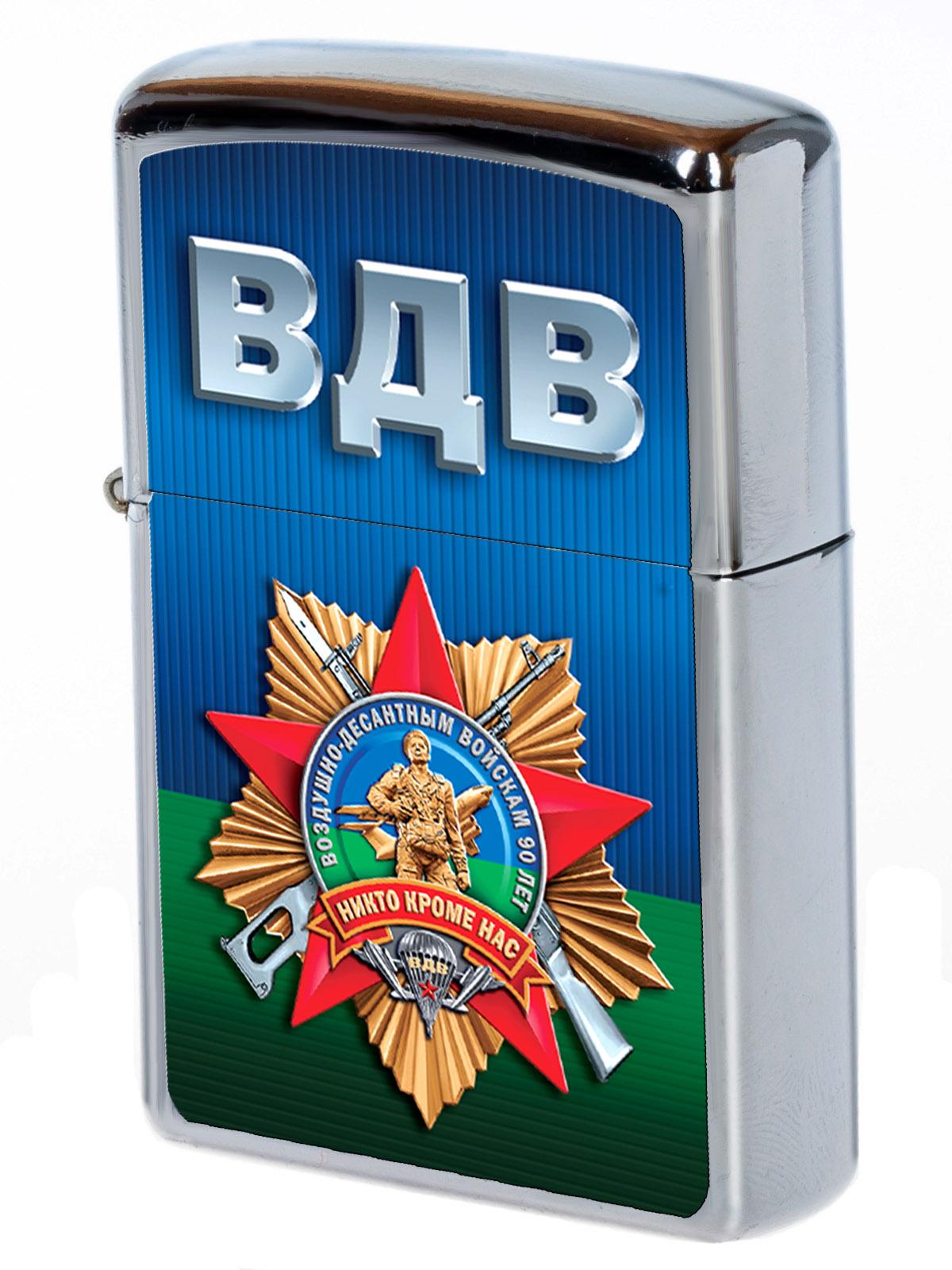 """Зажигалка Zippo бензиновая """"Воздушно-десантные войска"""""""