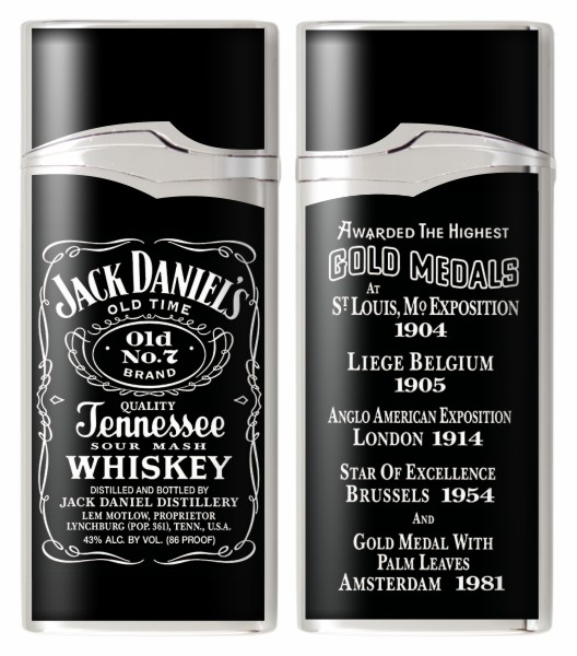 Зажигалка газовая «Jack Daniels»