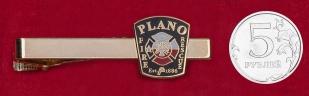Зажим для галстука пожарной охраны городе Плейно, Техас