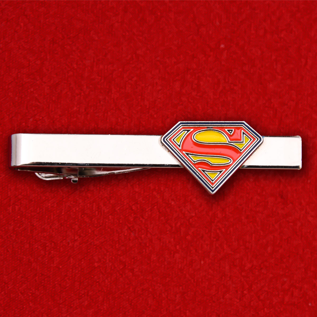 """Зажим для галстука """"Супермен"""""""