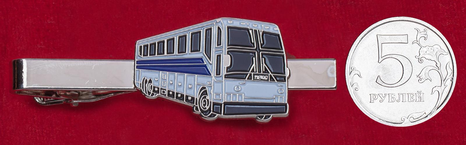 """Зажим для галстука """"Водитель автобуса"""""""
