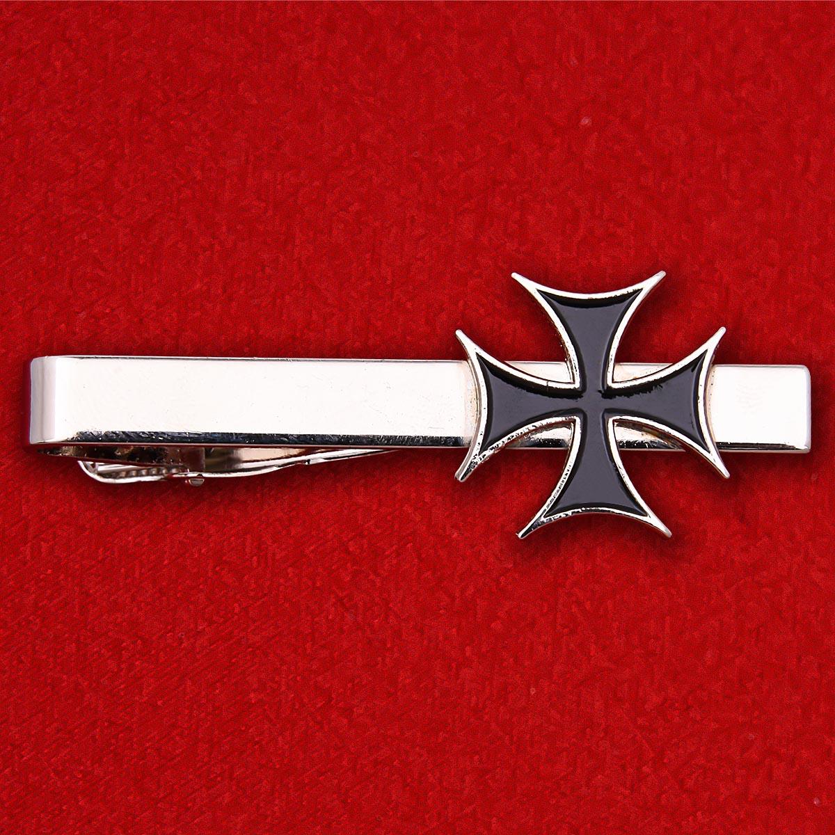 """Зажим для галстука """"Железный крест"""""""