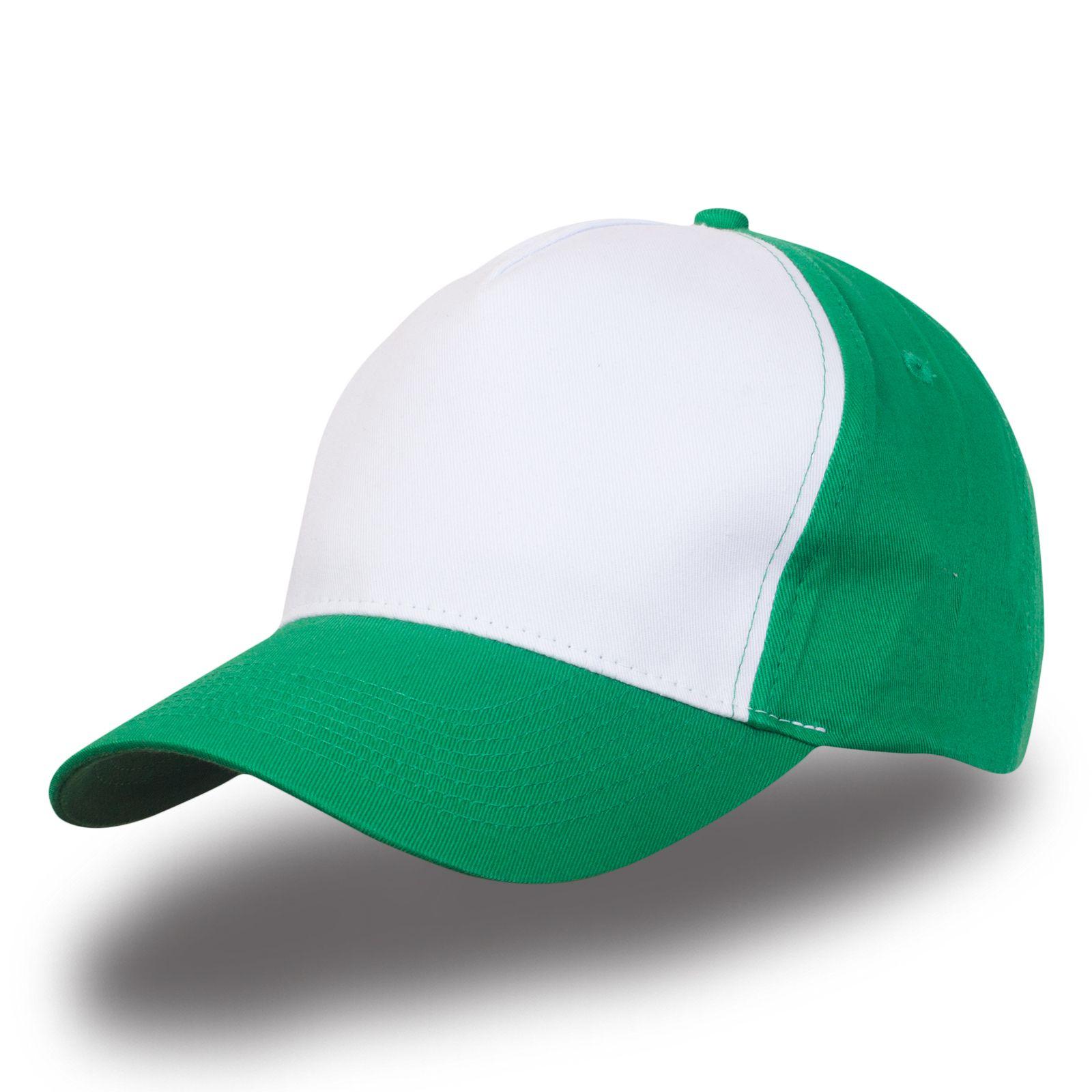 Зеленая бейсболка - купить в интернет-магазине с доставкой