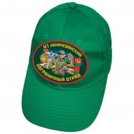 Зелёная бейсболка 41 Нахичеванский погранотряд