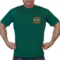 Зелёная футболка 14 ОБрПСКр