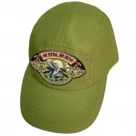 Зеленая кепка для охотника