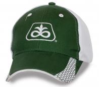 Зеленая кепка Du Pont