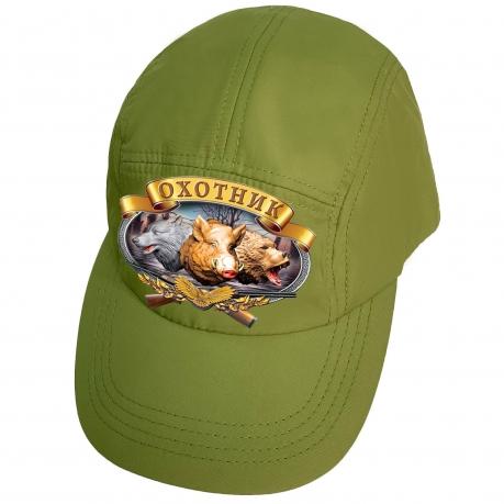 Зеленая кепка охотника