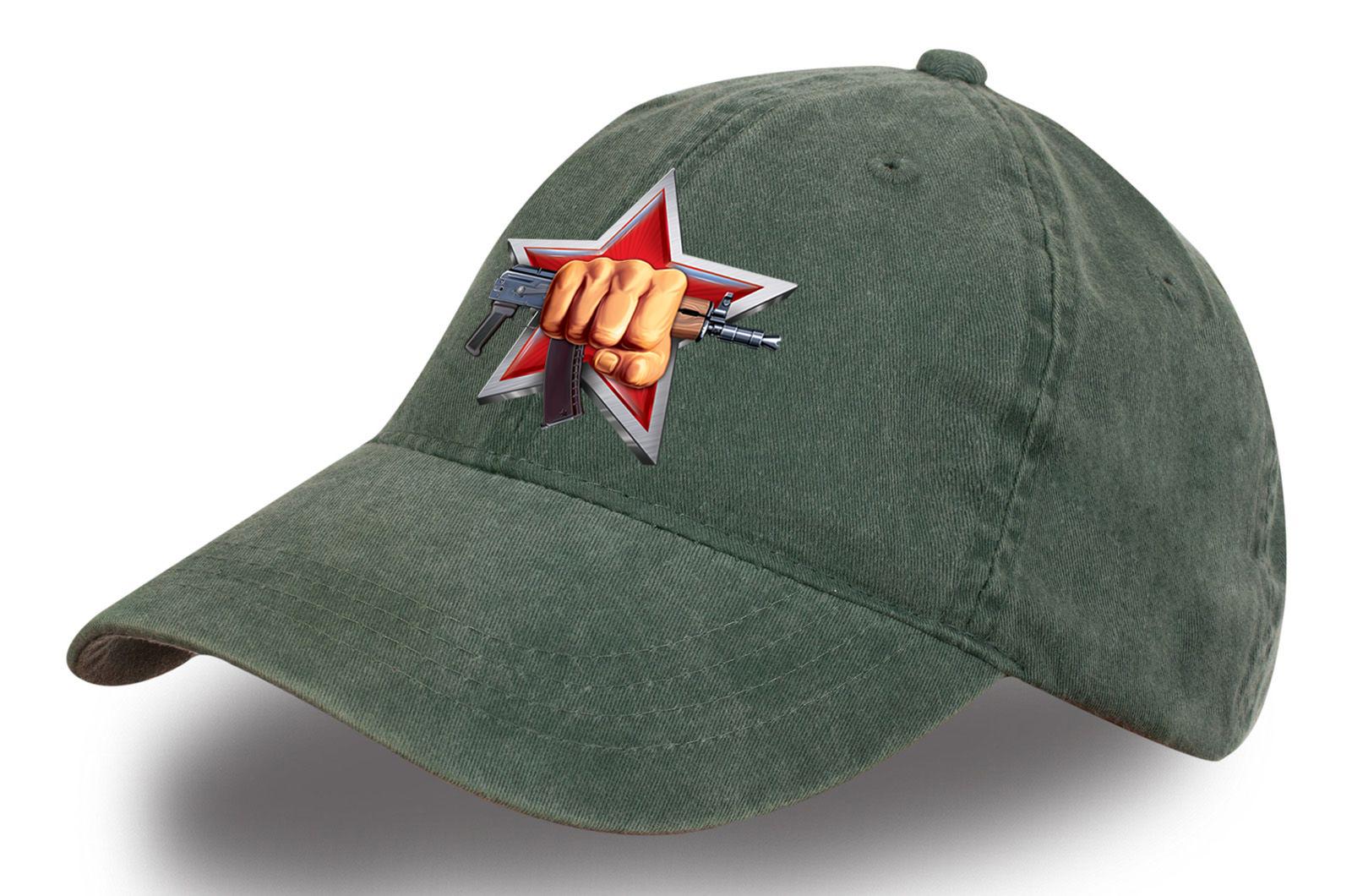 Милитари кепка спецназовца