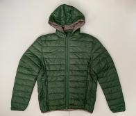 Зеленая мужская куртка от бренда URBAN RING