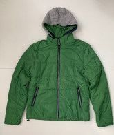 Зеленая мужская куртка от URBAN RING