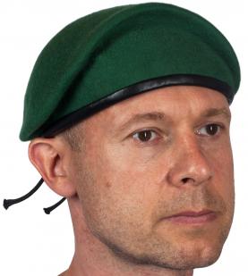 Зелёный берет разведки по выгодной цене