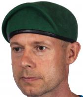 Зеленый берет разведки Росгвардии