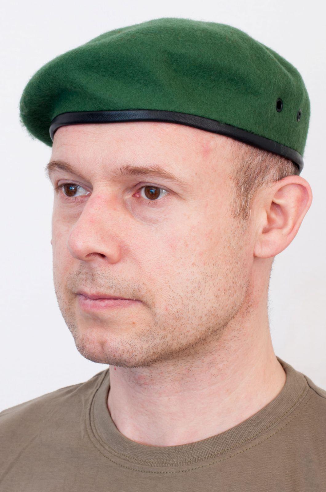 Береты и головные уборы для военных. Скидки и быстрая доставка