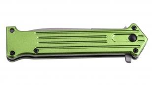 Заказать зеленый складной нож Tac Force Joker Why So Serious (США)
